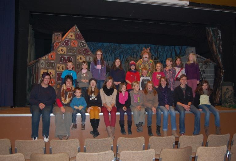 Theaterfahrt 2012