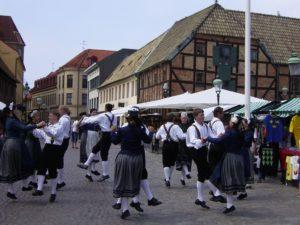 Auftritt Malmö 2005
