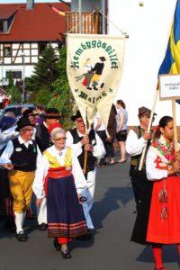 Festumzug Folklorefest 2013