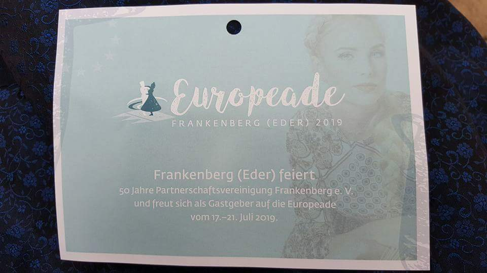 Mini Europeade