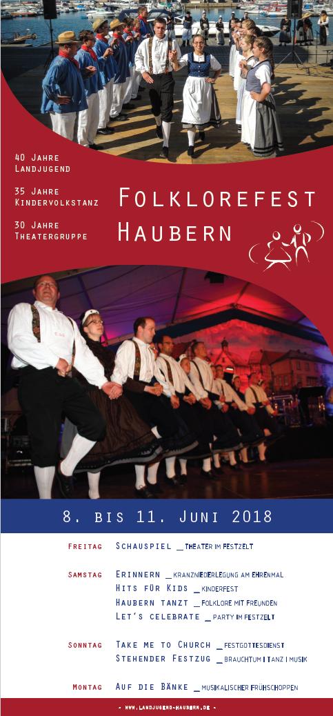 Bild Folklorefest 2018
