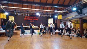 Tanzturnier 2017
